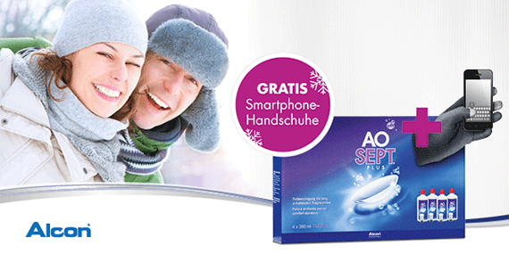 Winteraktionaktion: AO Sept Plus 4er Box + Smartphone-Handschuh